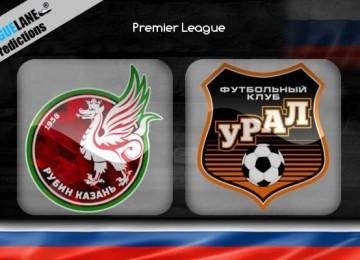 Прогноз матча Рубин – Урал 25 октября