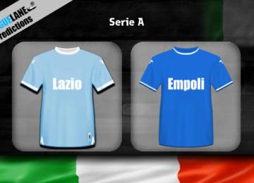 Прогноз матча Лацио – Эмполи 7 февраля