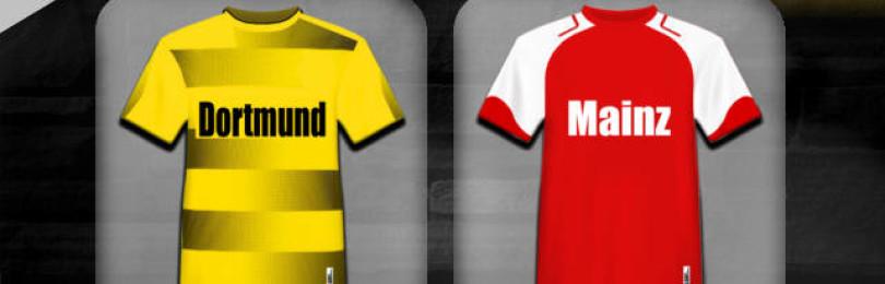 Прогноз на матч Боруссия Дортмунд – Майнц 17 июня