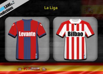 Прогноз матча Леванте — Атлетик Бильбао 3 декабря