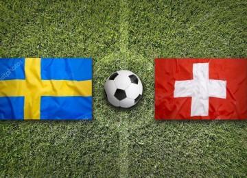 Прогноз матча Швеция — Швейцария 3 июля