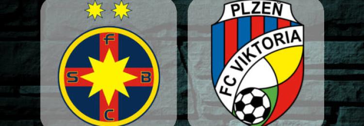 Прогноз матча Стяуа Бухарест – Виктория Плзень 25 июля