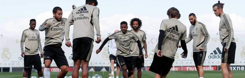 Реал продолжит борьбу за чемпионство в Испани
