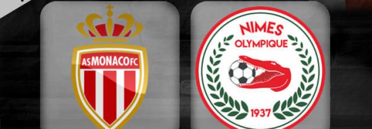 Прогноз матча Монако — Ним 21 сентября