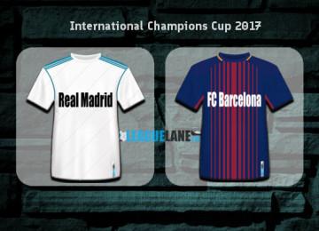 Прогноз матча Реал Мадрид – Барселона 30 июля