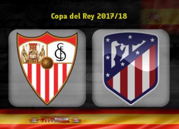 Прогноз матча Севилья — Атлетико Мадрид 23 января