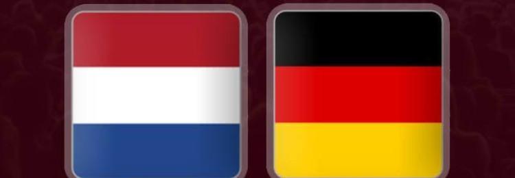 Прогноз на матч Нидерланды — Германия 24 марта