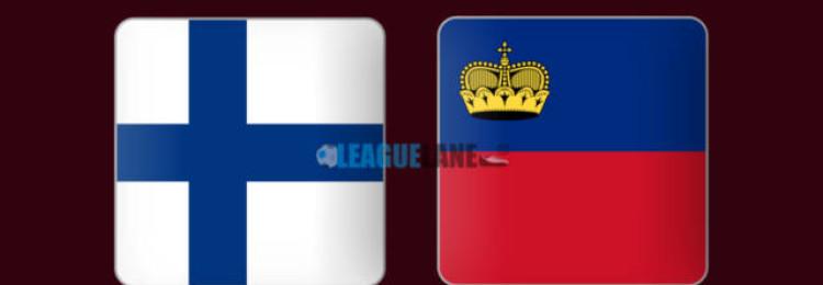 Прогноз матча Финляндия – Лихтенштейн 15 ноября