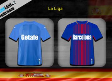 Прогноз матча Хетафе — Барселона 6 января