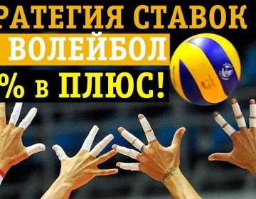 Стратегия ставок 95% в волейболе: проходимость, анализ
