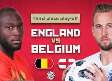 Прогноз матча Бельгия — Англия 14 июля