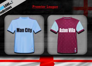 Прогноз матча Манчестер Сити – Астон Вилла 26 октября
