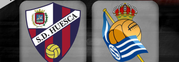 Прогноз матча Уэска — Реал Сосьедад 21 сентября