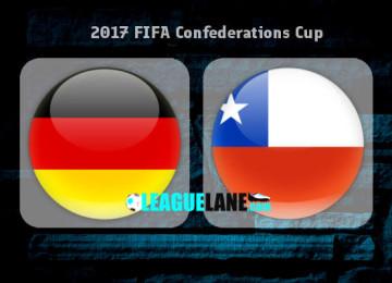 Прогноз матча Германия – Чили 22 июня