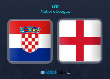 Прогноз матча Хорватия – Англия 12 октября
