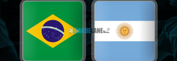 Прогноз матча Бразилия – Аргентина 15 ноября