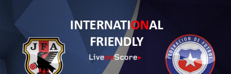 Прогноз матча Япония — Чили 7 сентября