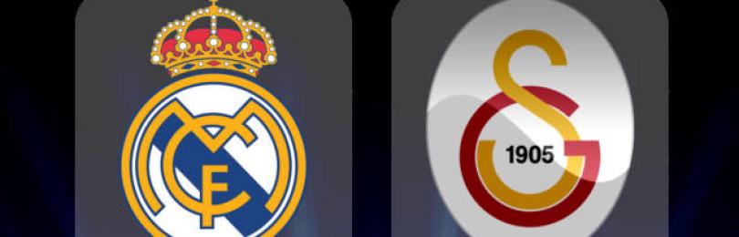 Прогноз матча Реал – Галатасарай 6 ноября