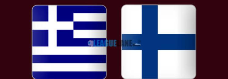 Прогноз матча Греция – Финляндия 18 ноября