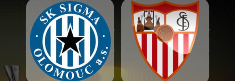 Прогноз матча Сигма Оломоуц — Севилья 23 августа
