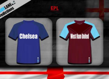 Прогноз матча Челси — Вест Хэм Юнайтед 8 апреля
