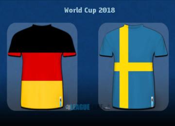 Прогноз матча Германия — Швеция 23 июня