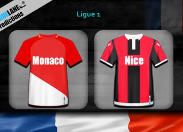 Прогноз матча Монако — Ницца 16 января