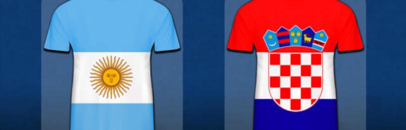 Прогноз матча Аргентина — Хорватия 21 июня