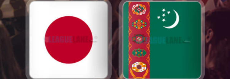 Прогноз матча Япония — Туркмения 9 января