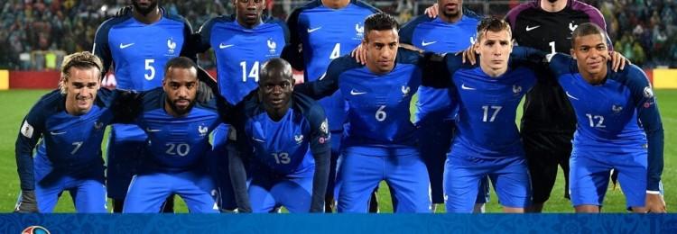 Прогноз как выступит сборная Франции: мушкетеры Погба и Гризманн