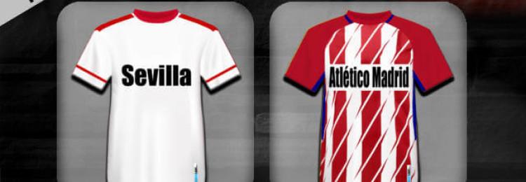 Прогноз матча Севилья – Атлетико 6 января