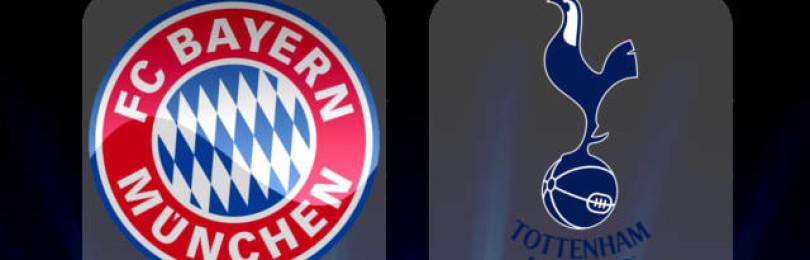 Прогноз матча Бавария – Тоттенхэм 11 декабря