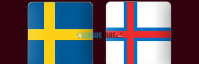 Прогноз матча Швеция – Фарерские Острова 18 ноября