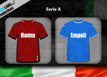 Прогноз матча Рома — Эмполи 11 марта