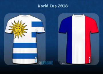 Прогноз матча Уругвай — Франция 6 июля