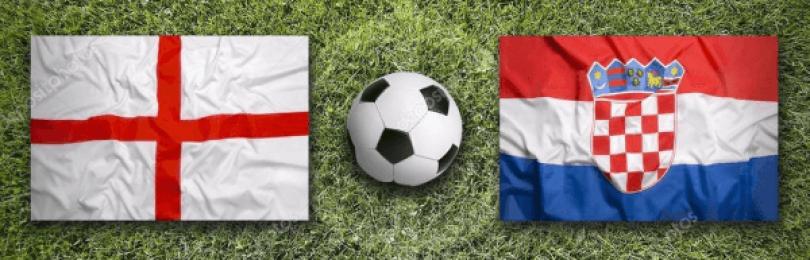 Прогноз матча Хорватия – Англия 11 июля