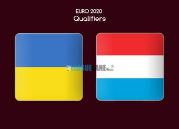 Прогноз матча Украина — Люксембург 10 июня