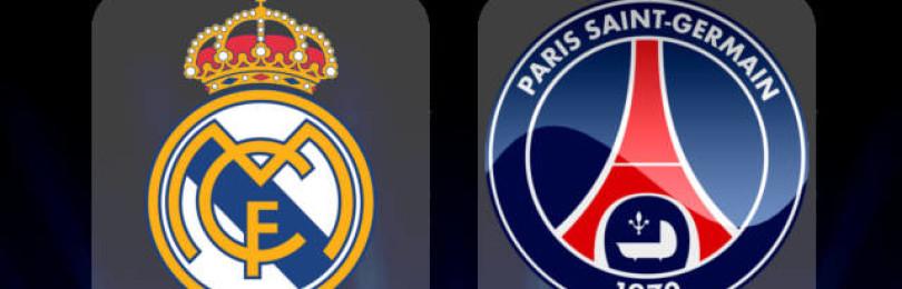 Прогноз матча Реал Мадрид – ПСЖ 26 ноября