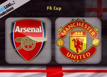 Прогноз матча Арсенал — Манчестер Юнайтед 25 января