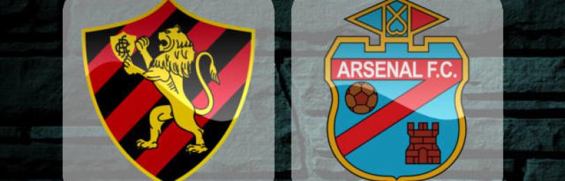 Прогноз матча Спорт Ресифи – Арсенал Саранди 7 июля
