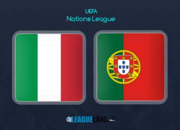 Прогноз матча Италия – Португалия 17 ноября