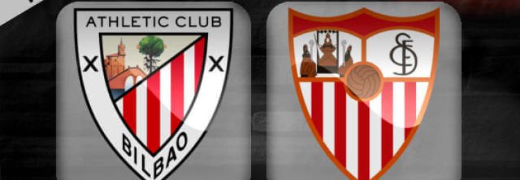 Прогноз матча Атлетик Бильбао – Севилья 10 января
