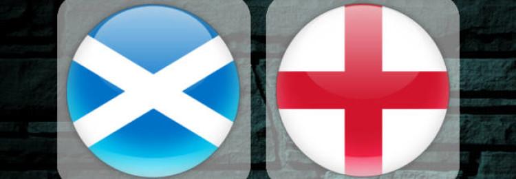 Прогноз матча Шотландия – Англия 10 июня