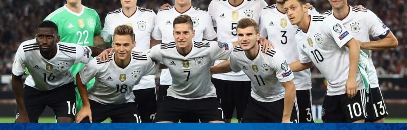 Прогноз как выступит сборная Германии: защита титула