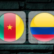 Прогноз матча Камерун – Колумбия 13 июня