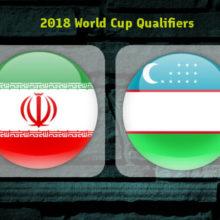 Прогноз матча Иран – Узбекистан 12 июня