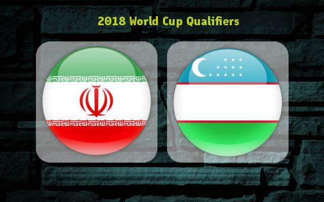 Иран – Узбекистан 12 июня 2017 года