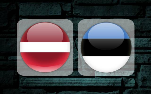 Латвия - Эстония 12 июня 2017 года