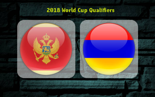 Черногория - Армения 10 июня 2017 года