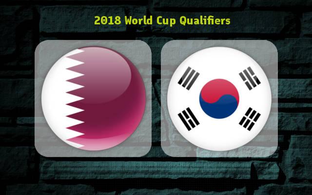 Катар - Южная Корея 13 июня 2017 отбор к чемпионату мира 2018 года